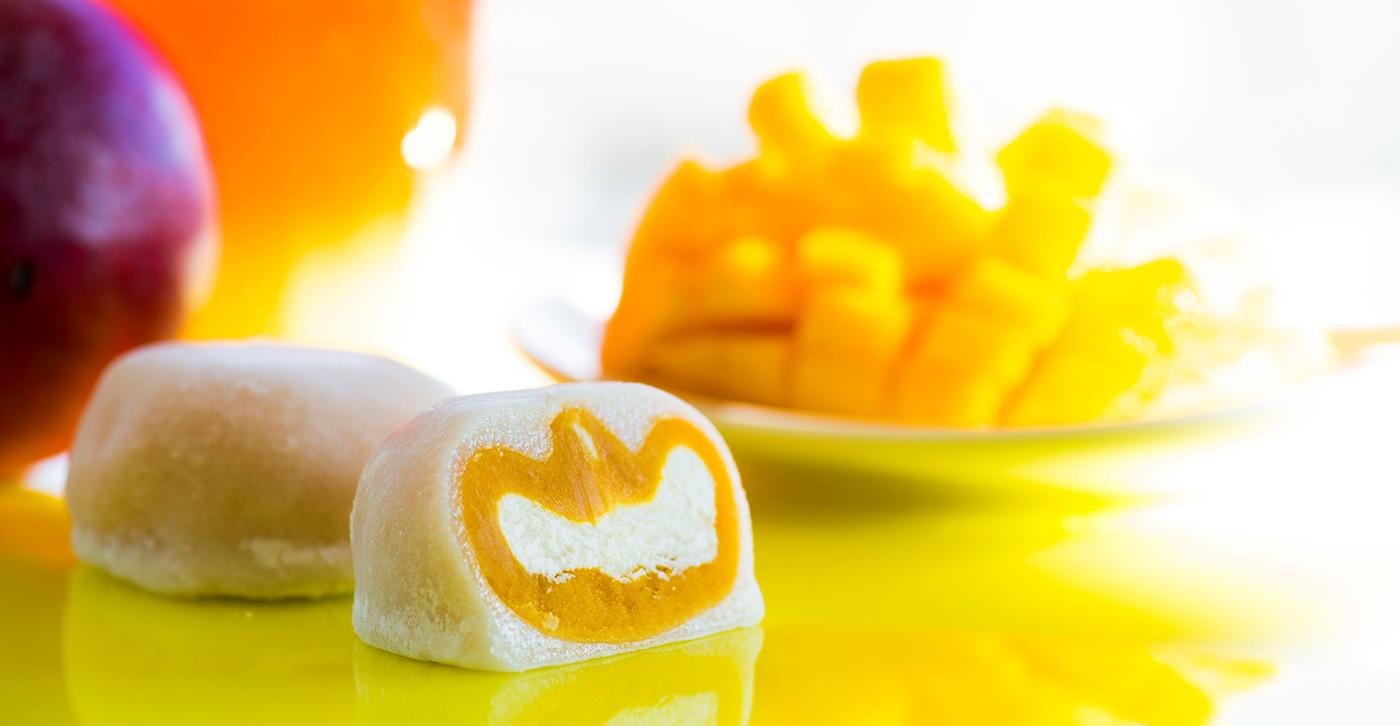 生クリーム大福mango